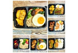 Asia Gourmet Meal Box